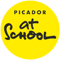 logo picador at school gelb